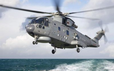 Varsovie : achat de 4 hélicoptères tri-turbines AgustaWestland AW101