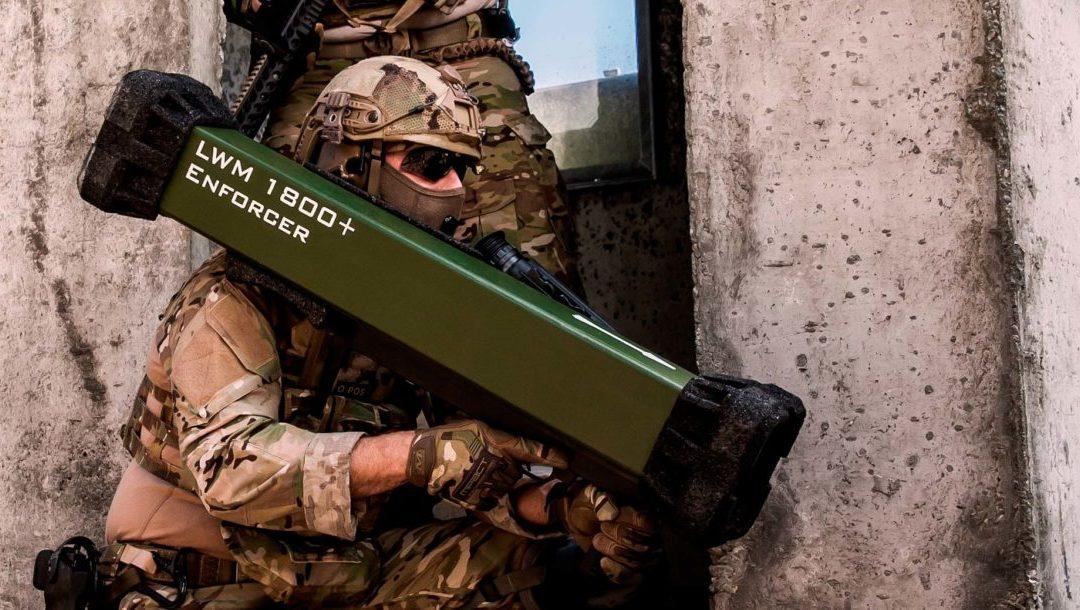 Le ministère de la Défense allemand a conclu un contrat portant sur l'achat de missiles portatifs Enforcer