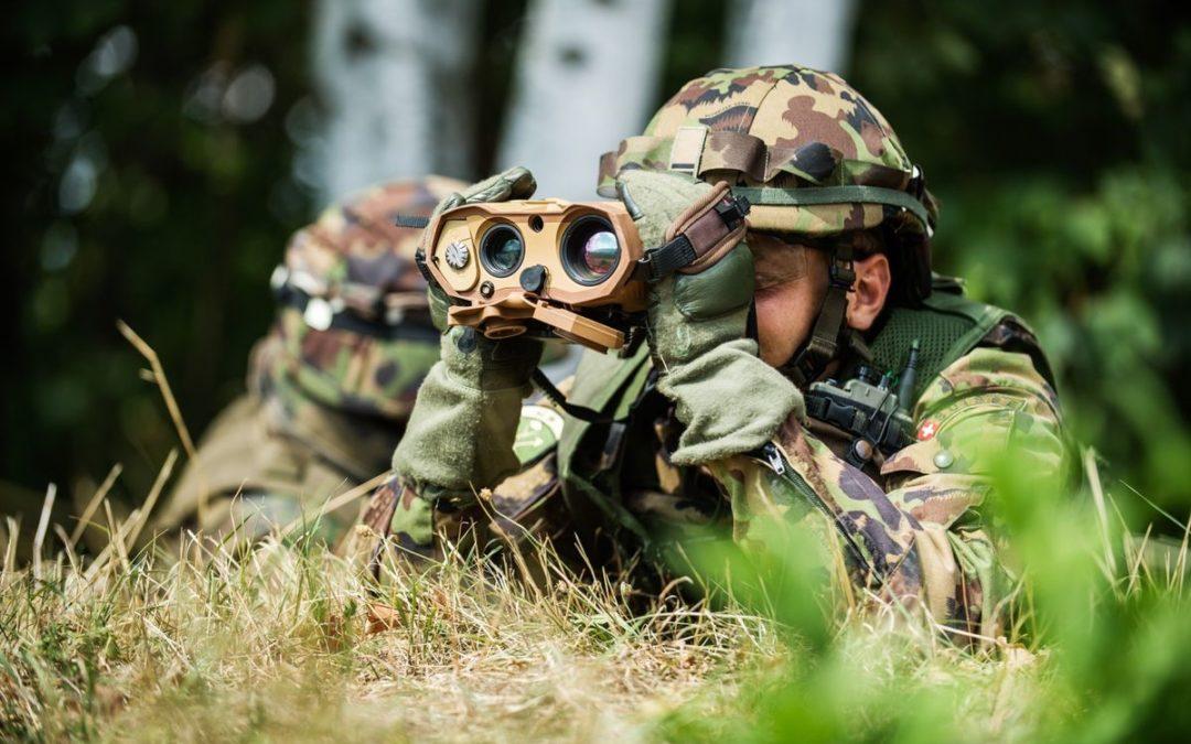 Armasuisse a choisi Safran Vectronix AG pour fournir la prochaine génération de jumelles aux forces armées du pays
