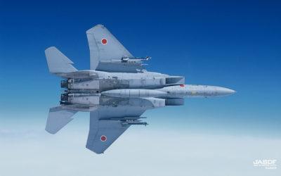 La Force aérienne d'autodéfense japonaise va moderniser 98 F-15J Eagle