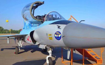 La force aérienne du Myanmar aligne une flotte de dix chasseurs JF-17M Thunder Bock II