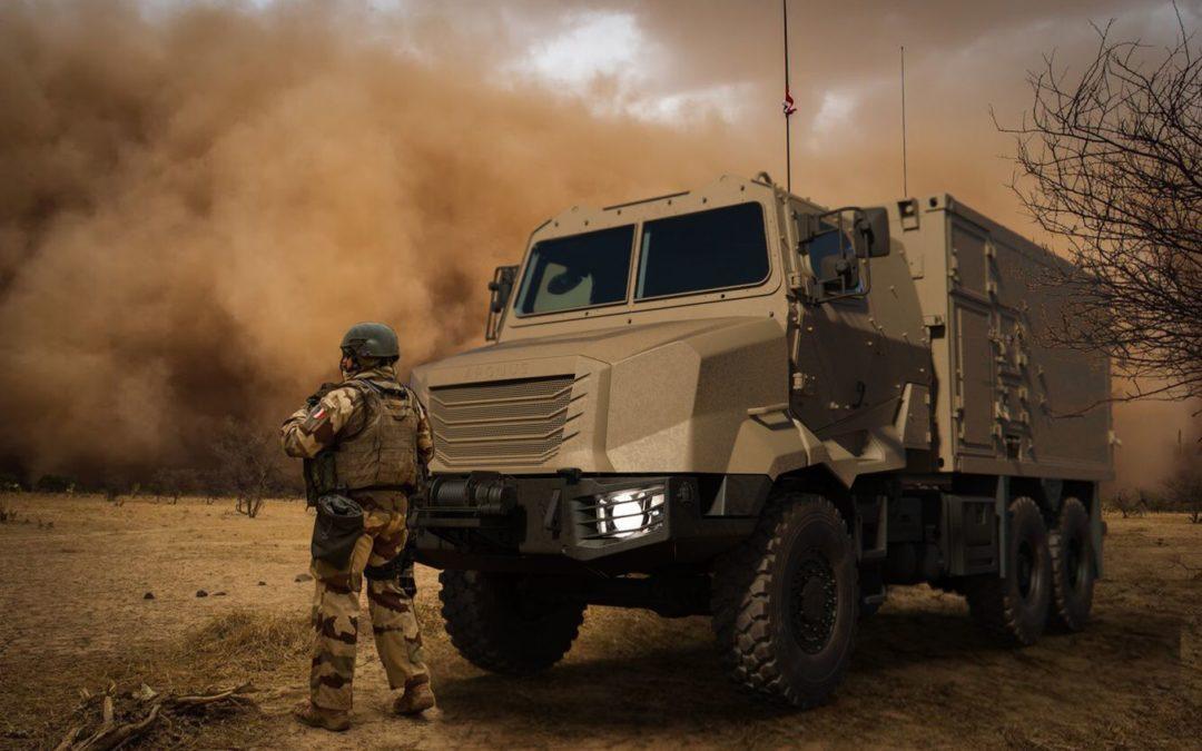 Arquus lance sa nouvelle gamme de porteurs logistiques et tactiques ARMIS