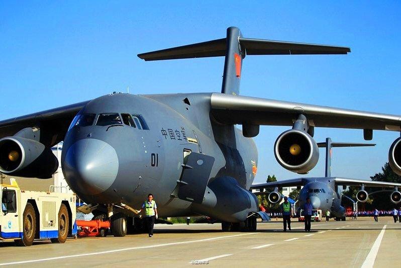 Coronavirus : un avion de transport chinois Y-20 est arrivé à Tachkent