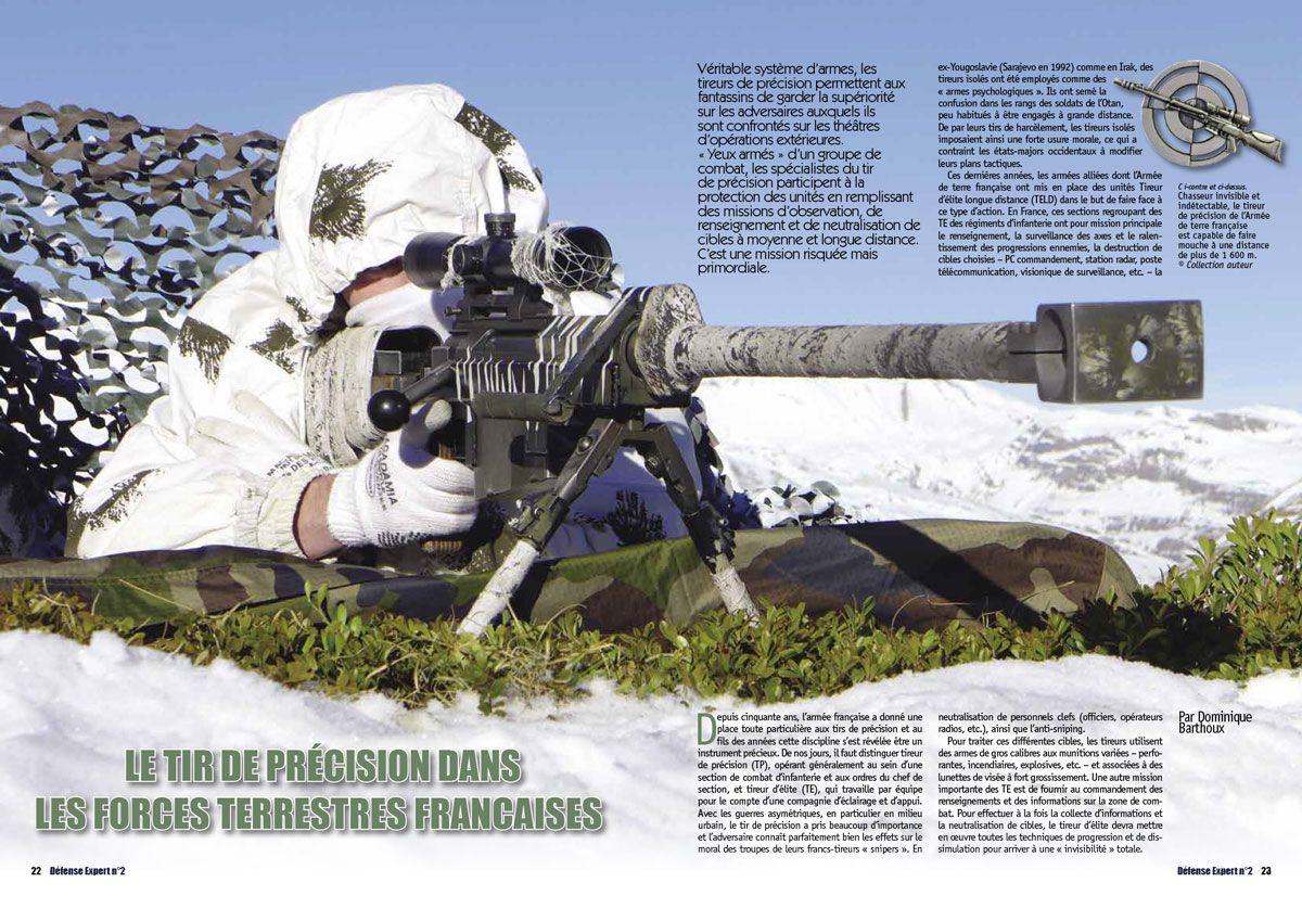 Extrait du Défense Expert n°2 Tir de precision page 22
