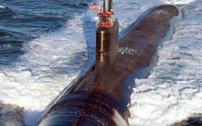 Le 4 avril dernier, la Marine américaine a mis en service l'USS Delaware (SSN 791)