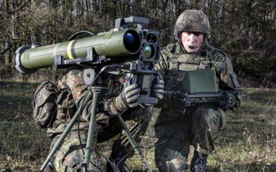 Le ministère de la Défense australien a confirmé l'achat du système de missile Rafael Spike LR2