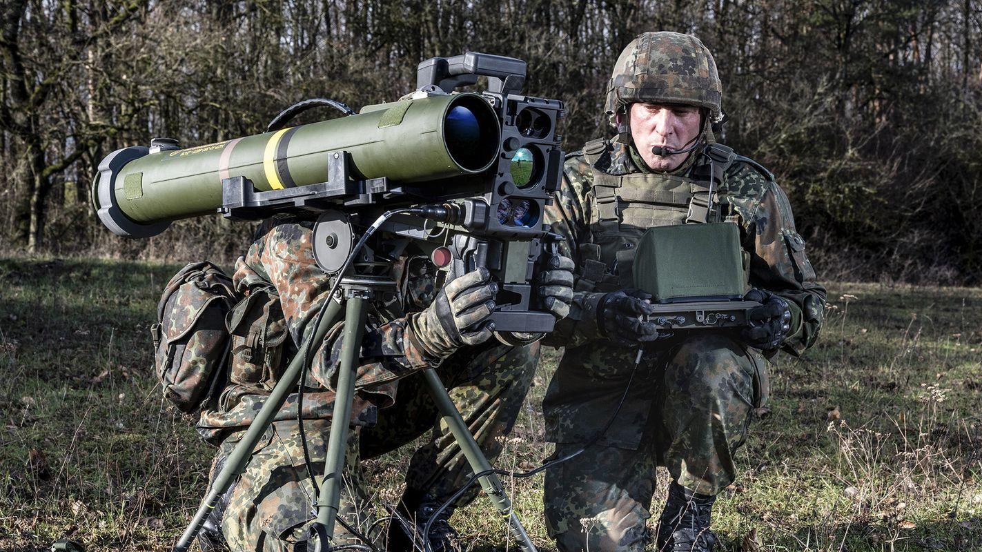 Le ministère de la Défense australien confirme l'achat du système de missile Rafael Spike LR2 © Rafael