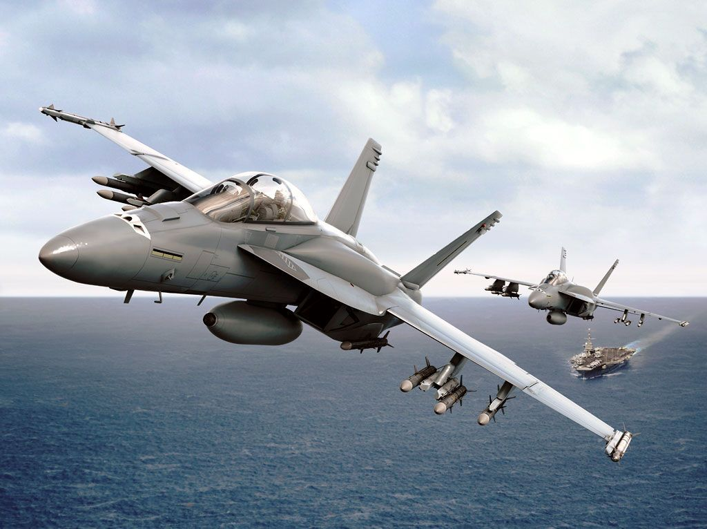 L'Advanced Super Hornet Block III a effectué son vol inaugural © Boeing