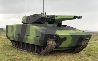 La Hongrie sélectionne le véhicule de combat d'infanterie Lynx de Rheinmetall