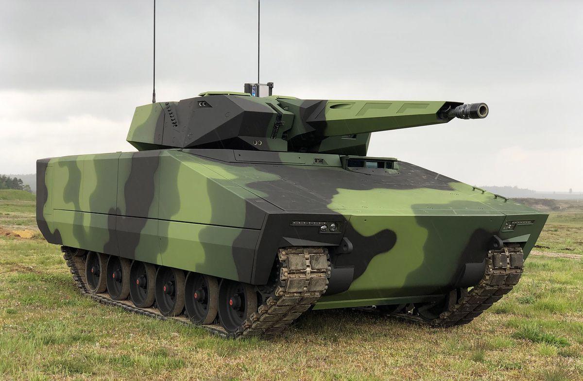 La Hongrie sélectionne le véhicule de combat d'infanterie Lynx © Rheinmetall Defence