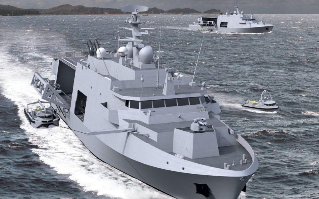 Belgium Naval & Robotics franchit un jalon dans le cadre du programme guerre des mines