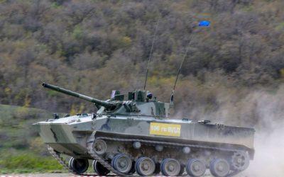 Les unités de parachutistes russes poursuivent le rajeunissement de leur parc de véhicules blindés
