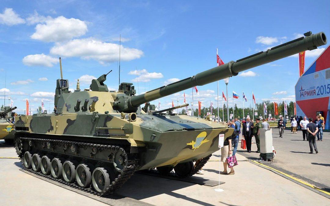L'Inde est en négociation avec Moscou pour l'acquisition de chars légers russes 2S25M Sprut-SDM1