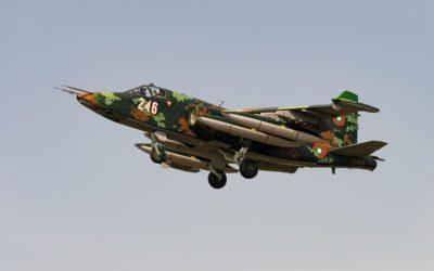 La Bulgarie réalise le programme de modernisation de ses avions d'attaque au sol Su-25