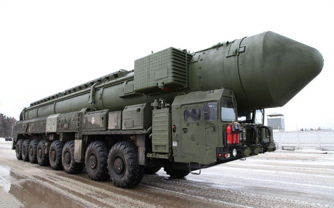 La Russie retire du service dix-huit missiles balistiques