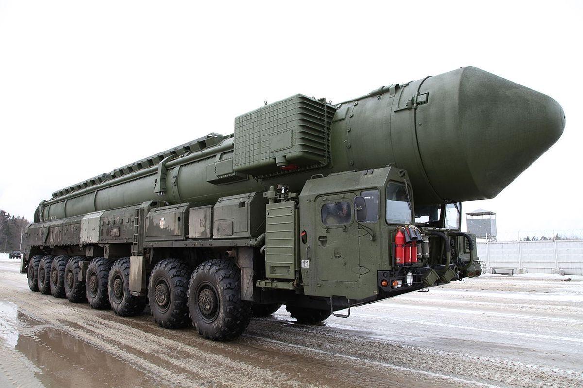 La Russie retire du service dix-huit missiles balistiques © DR