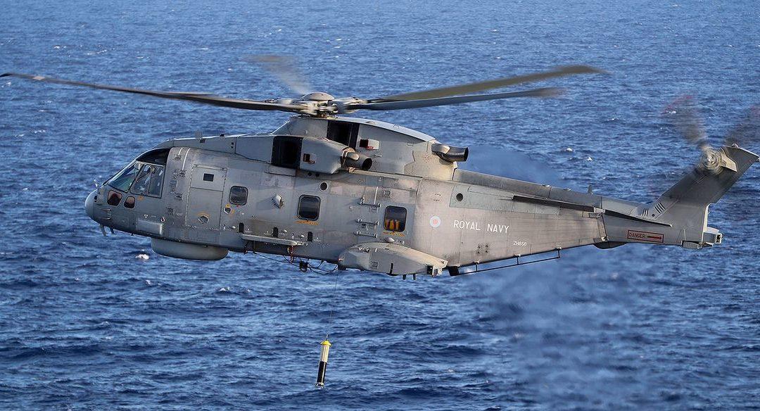 La marine polonaise a sélectionné Thales pour équiper ses hélicoptères de sonars trempés FLASH