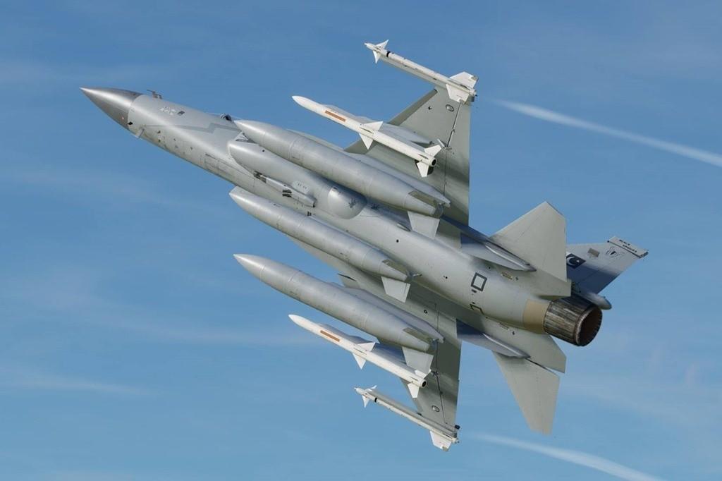 Le Nigeria mène les négociations pour l'acquisition d'un lot supplémentaire de chasseurs JF-17 Thunder en version Block 2 © Pakistan Aeronautical Complex