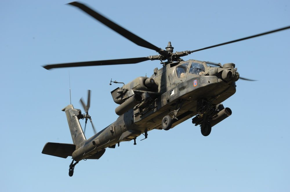 Australie : achat de vingt-neuf hélicoptères AH-64E Block III Apache Guardian