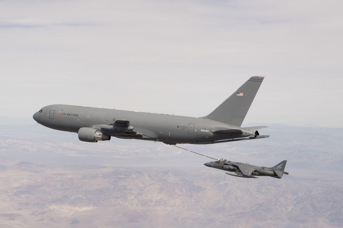 États-Unis avions ravitailleurs KC-46A Pegasus © USAF