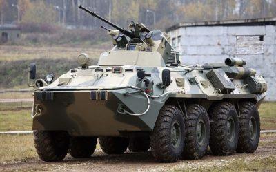 L'armée russe a reçu le nouveau lot de véhicules blindés de combat