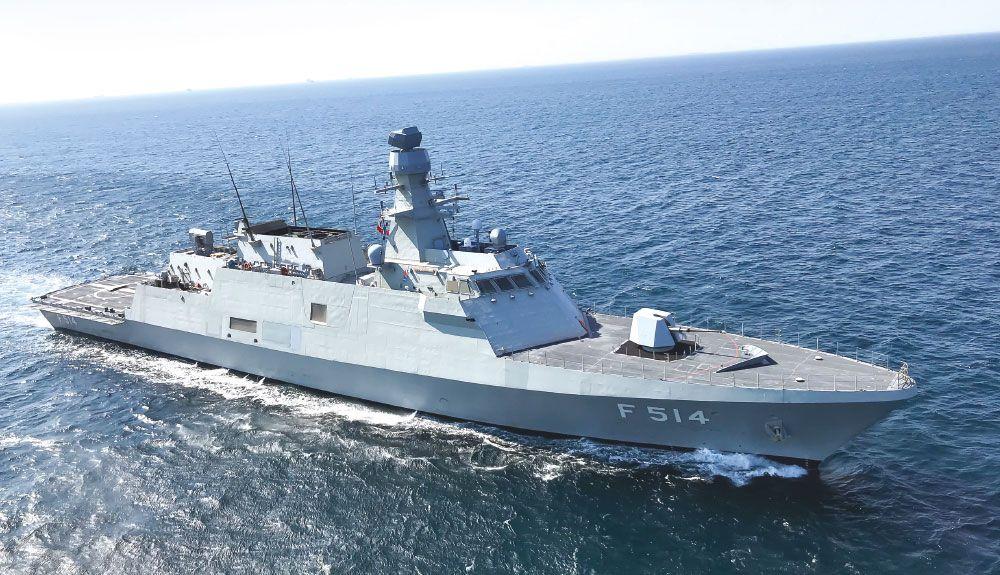 Le chantier naval Istanbul Naval Shipyard a lancé, le 12 mai 2021, la construction de la 3e corvette de la classe Ada