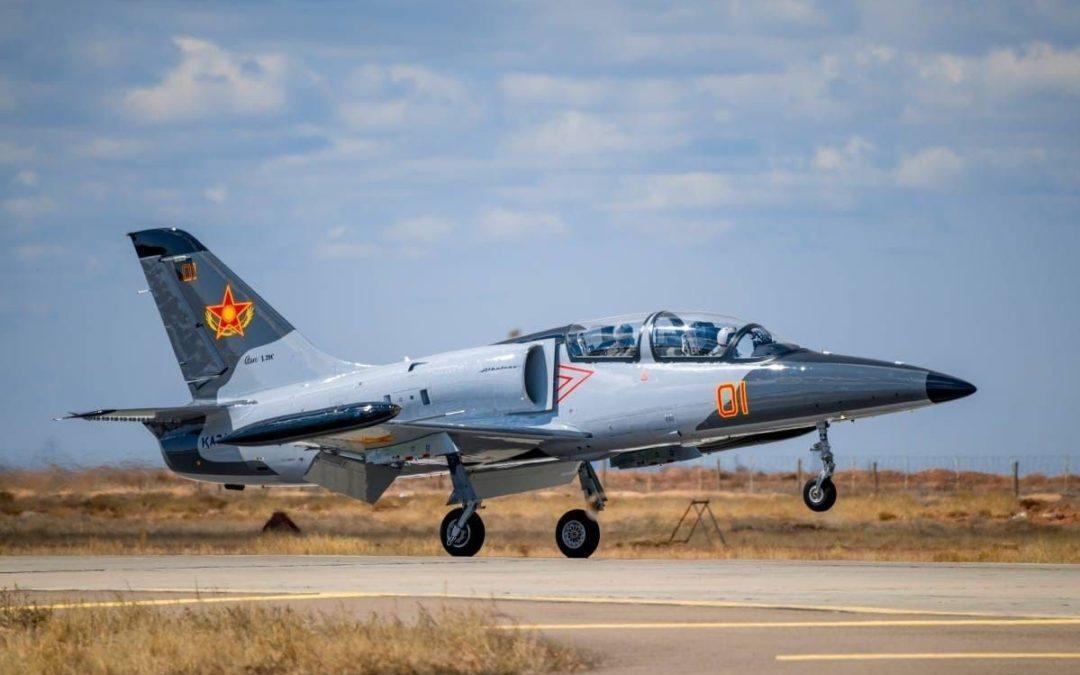 La Force aérienne du Kazakhstan a reçu les avions d'entrainement L-39 Albatros modernisés