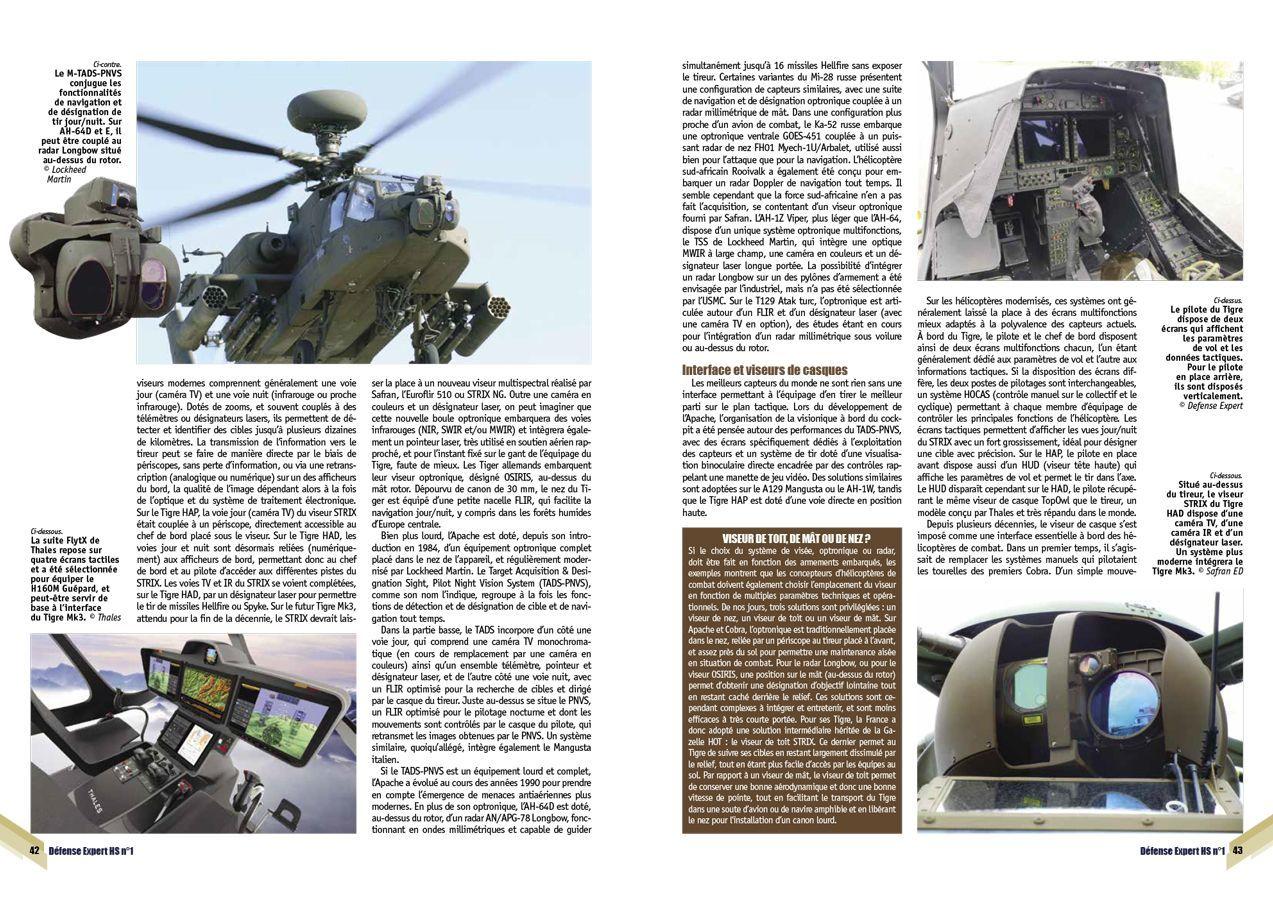 Page 42 43 DEFENSE EXPERT Hors-série-Avionique