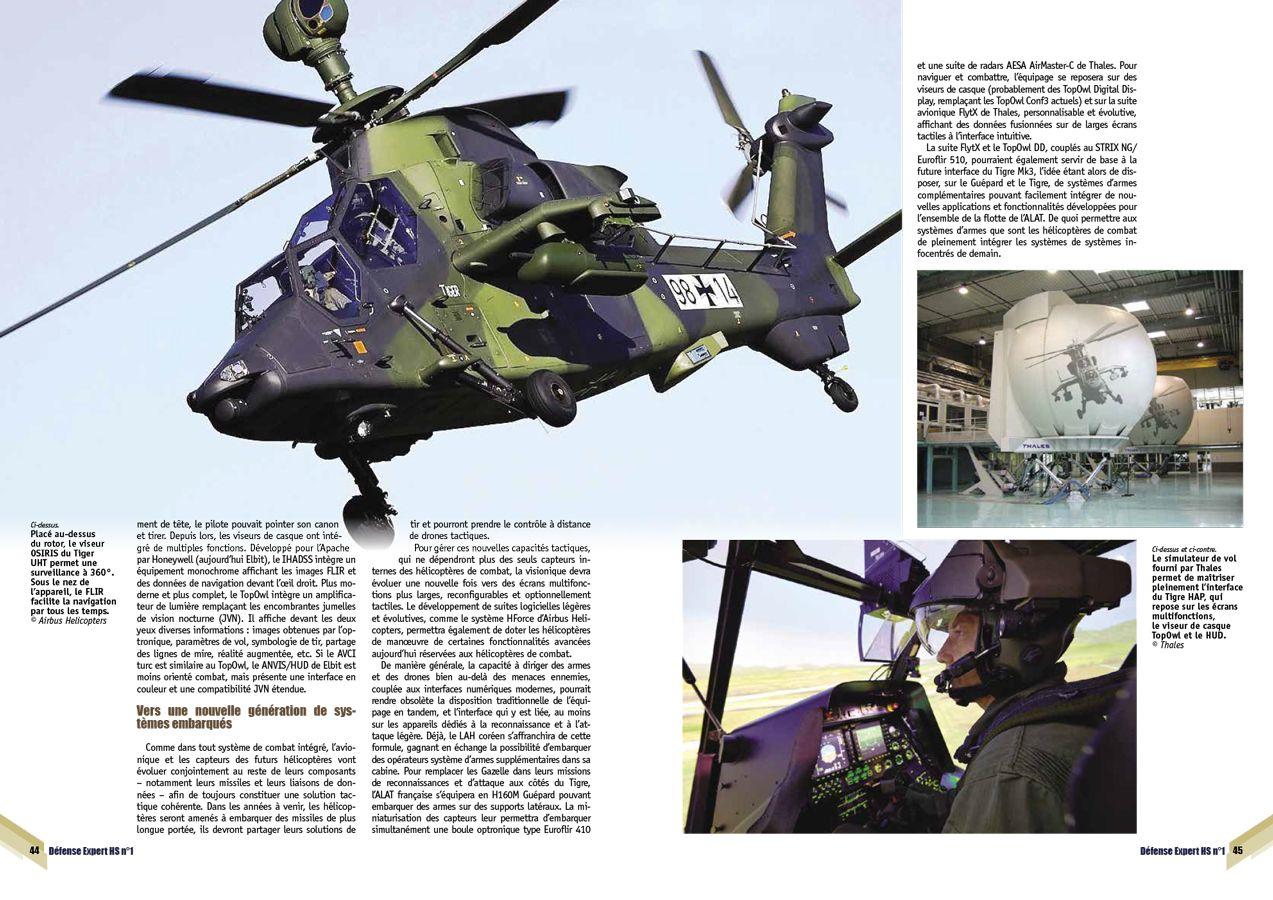 Page 44 45 DEFENSE EXPERT Hors-série-Avionique