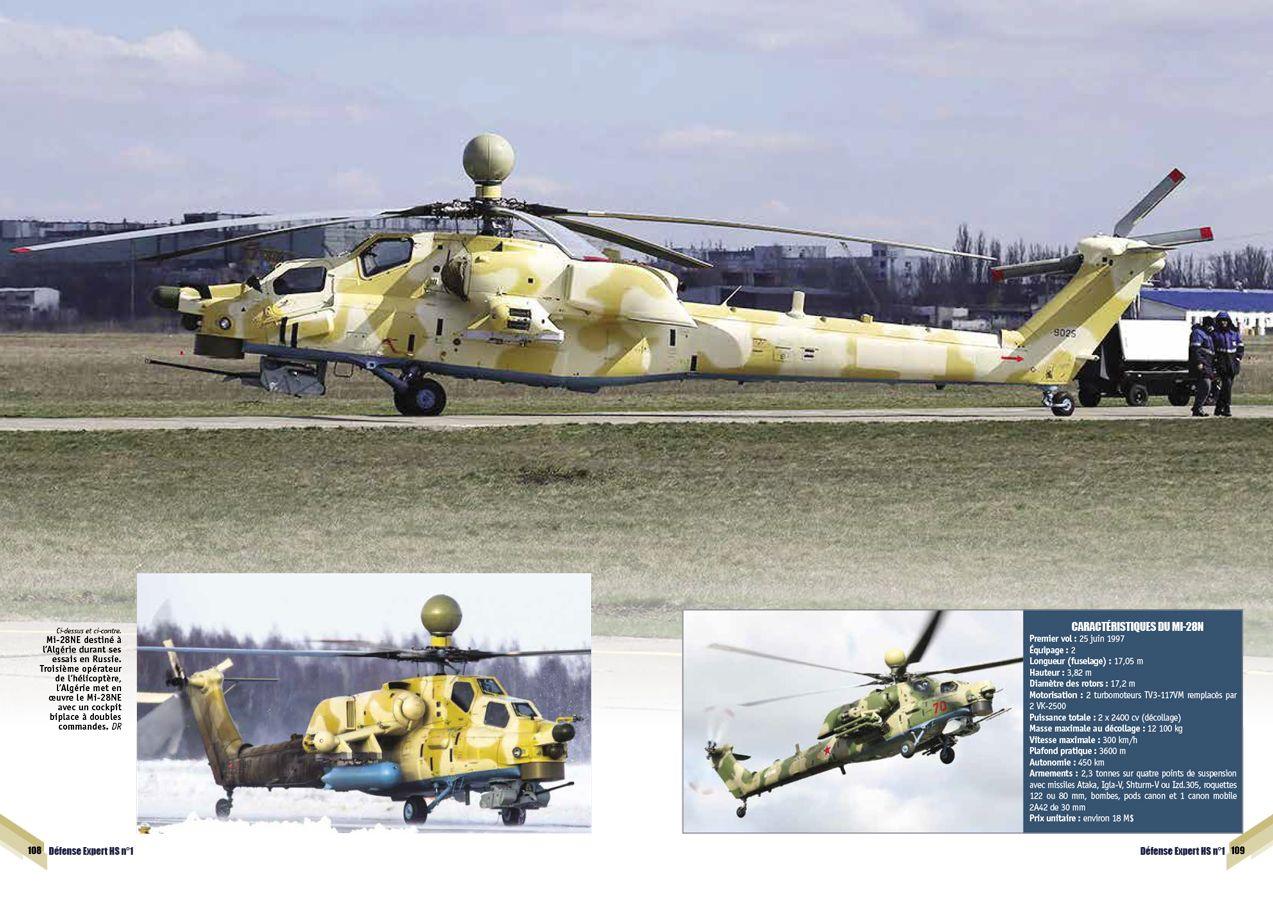 Page108 109 DEFENSE EXPERT Hors-série Mi-28