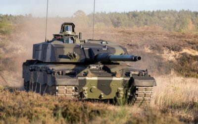 RBSL modernise 148 chars lourds Challenger 2