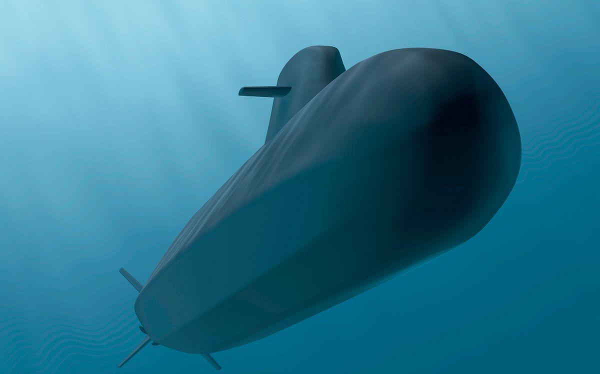 Berlin et Oslo ont notifié à TKMS un contrat pour 6 sous-marins diesel-électriques U212 CD © TKMS