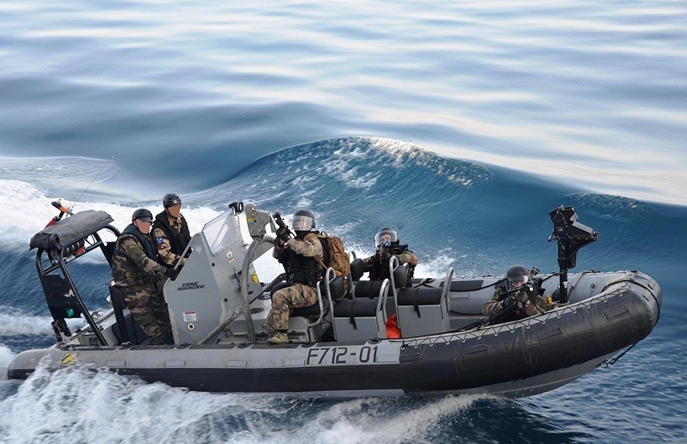 La DGA a réceptionné deux nouvelles embarcations de drome opérationnelle