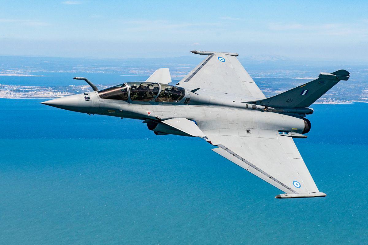 Le 21 juillet 2021 Dassault Aviation a livré un premier Rafale standard F3 © Dassault Aviation Cosmao