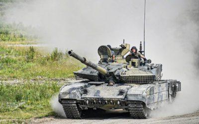 Le consortium russe Uralvagonzavod a remis aux forces armées un lot de vingt-six chars T-90M