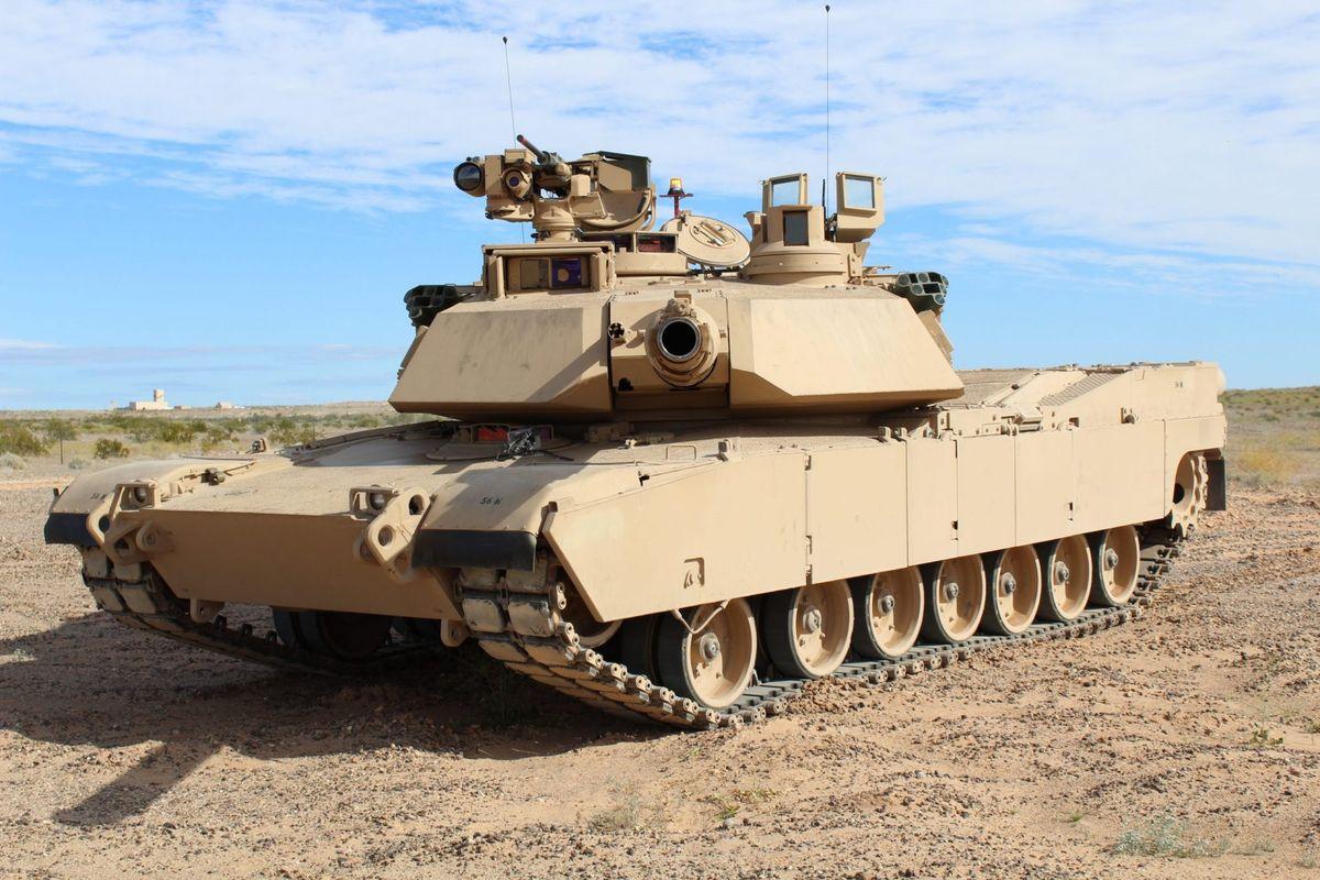 Le gouvernement polonais a confirmé l'acquisition de 250 chars de combat Abrams © US DoD