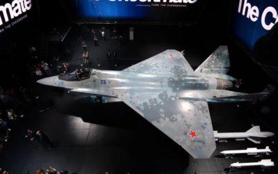 Les avionneurs ont présenté plusieurs projets durant le salon MAKS-2021 à Joukovsky