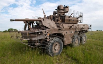 Programme Scorpion: l'armée de Terre prendra livraison des premiers Jaguar d'ici la fin de l'année